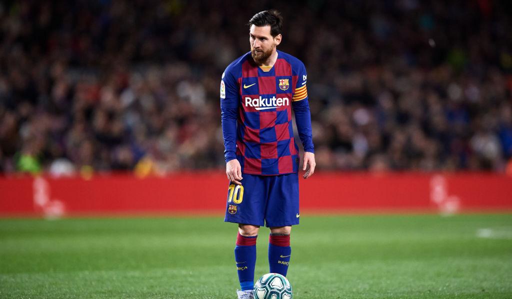 07/03/2020, Messi sufre acoso en entrevista en Argentina [VIDEO]