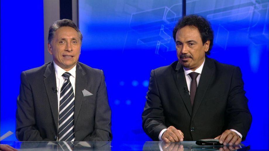 07/05/2020. Manuel Negrete Coronavirus Enfermedad Coyoacán Los Pleyers, Hugo Sánchez junto a Manuel Negrete.