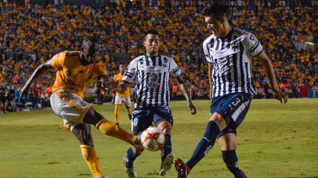 23/09/2018, Leonel Vangioni es la primera baja del Monterrey para el Apertura 2020