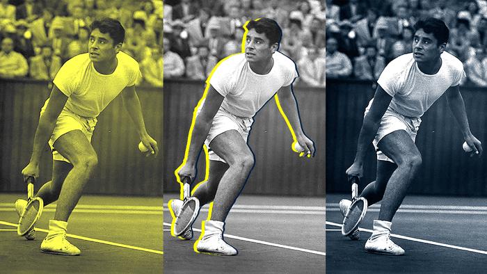 09/05/2020. Pancho Gonzales fue un tenista con mucha historia. Tuvo una carrera brillante y tiene sangre mexicana