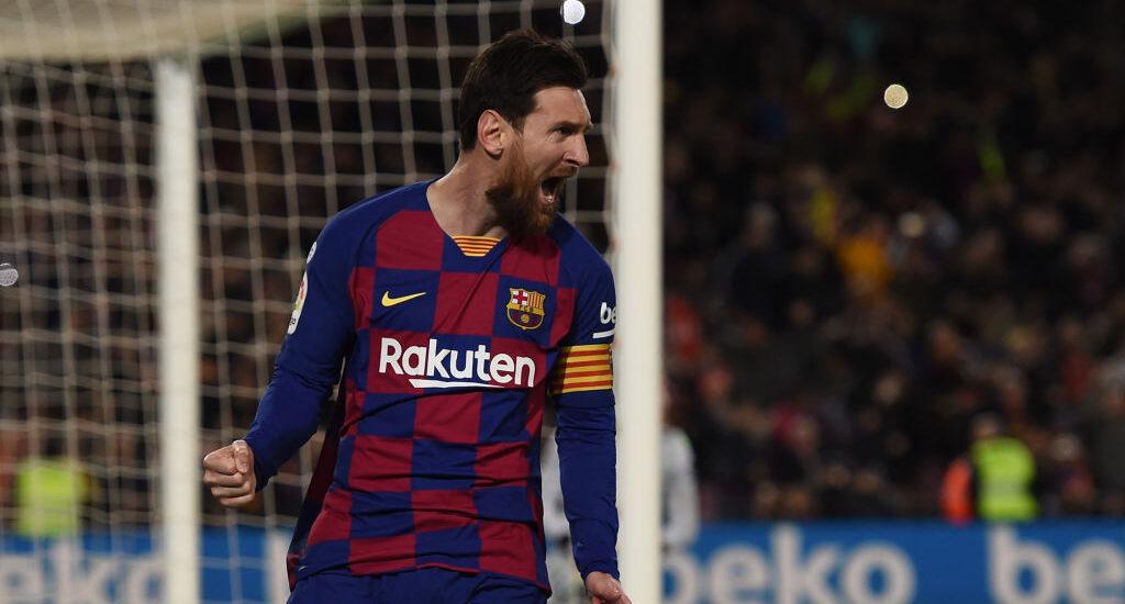 07/03/2020, Antonela Roccuzzo destapa en una grabación que Messi es fan de Paulo Londra