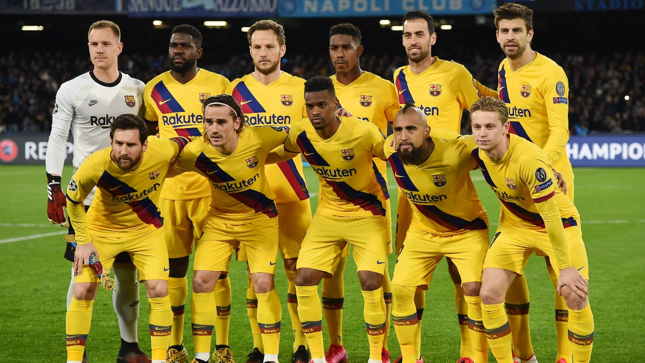 Reportan a jugadores y parte del cuerpo técnico del Barcelona con coronavirus 02/06/2020