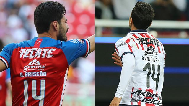 Hay pelea en Chivas entre Briseño y Ángel Zaldívar por el número de su playera 22/06/2020