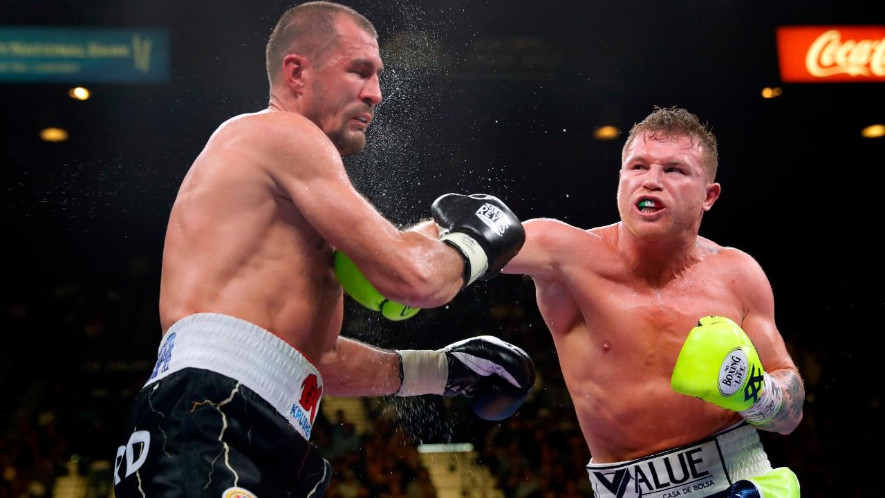 Siguen las negociaciones por pelea de box del Canelo Álvarez para septiembre 30/06/2020
