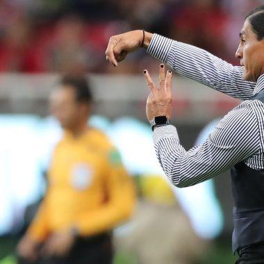 Francisco Palencia es opción para ser entrenador el nuevo entrenador del Morelia en Mazatlán 03/06/2020
