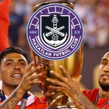 Mazatlán FC anuncia el fichaje de futbolista bicampeón de la Copa América