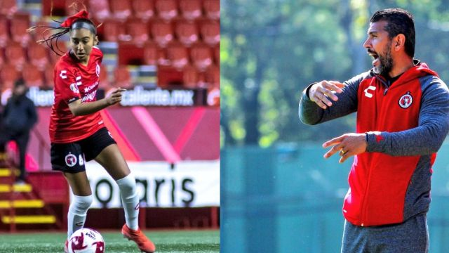 Franky Oviedo dirigirá a su hija en Tijuana en la Liga MX Femenil 01/06/2020Franky Oviedo dirigirá a su hija en Tijuana en la Liga MX Femenil