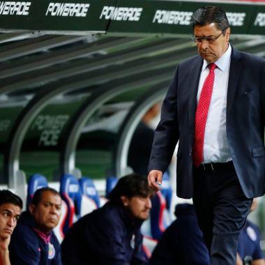 Luis Fernando Tena aclara fichajes de Chivas en el AP2020 08/06/2020