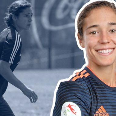 Mónica Flores dejará al Valencia para jugar en la Liga MX Femenil con Rayadas 18/06/2020