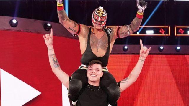 Rey Mysterio prepara sorpresas para debut de su hijo en WWE 19/06/2020