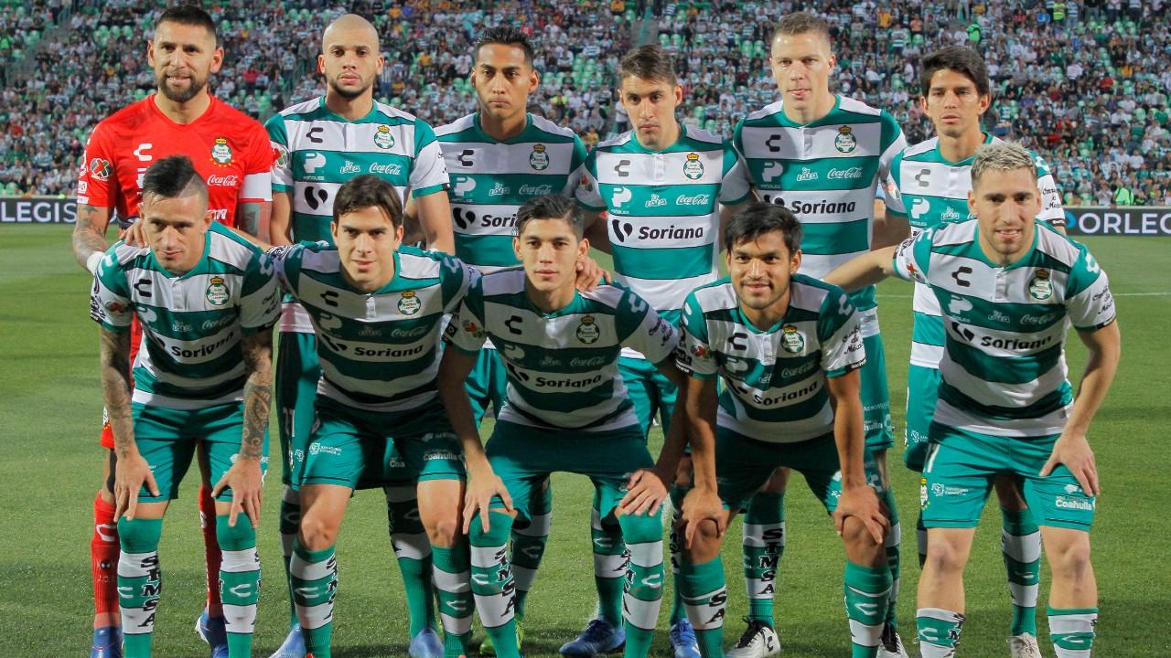 Jugadores de Santos dan negativo a pruebas de coronavirus 02/06/2020