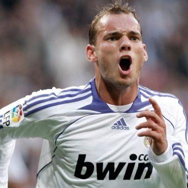 La vida de Sneijder en el Real Madrid era fiesta y alcohol 26/06/2020