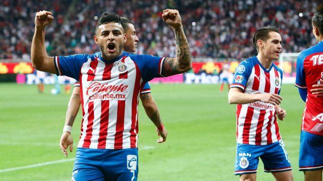 Alexis Vega revela peleas en entrenamientos de Chivas 24/06/2020