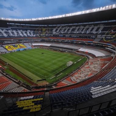 Empresa española hará cambio de imagen al Estadio Azteca 12/06/2020