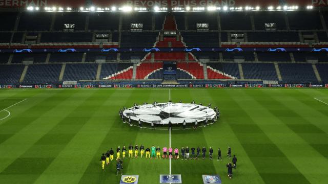 Champions League se definiría con mini torneo 08/06/2020