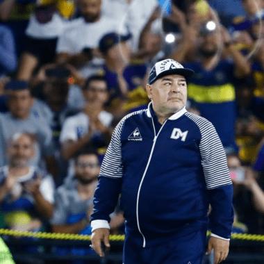 Maradona es opción para dirigir al Mazatlán FC 02/06/2020