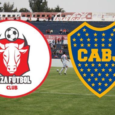 LBM: Neza FC jugaría contra Boca Juniors y en Europa 18/06/2020