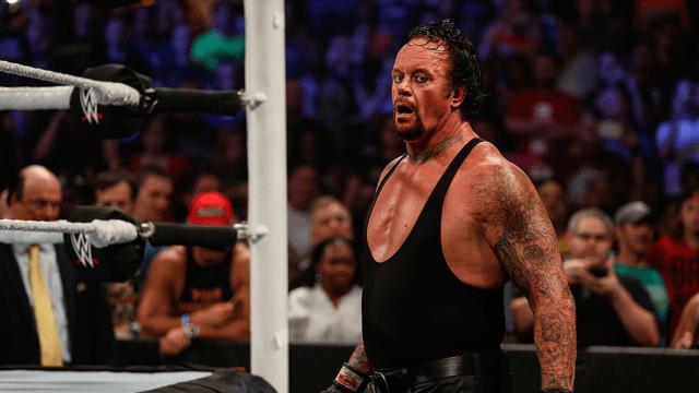 The Undertaker se retira de la WWE y llora ante las cámaras 21/06/2020