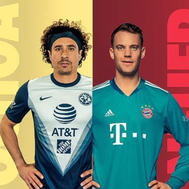 América presenta una charla entre grandes: Ochoa y Neuer [VIDEO]