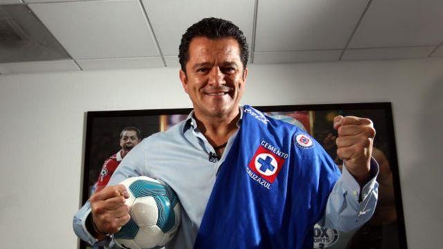 Carlos Hermosillo sería el nuevo presidente de Cruz Azul 30/07/2020