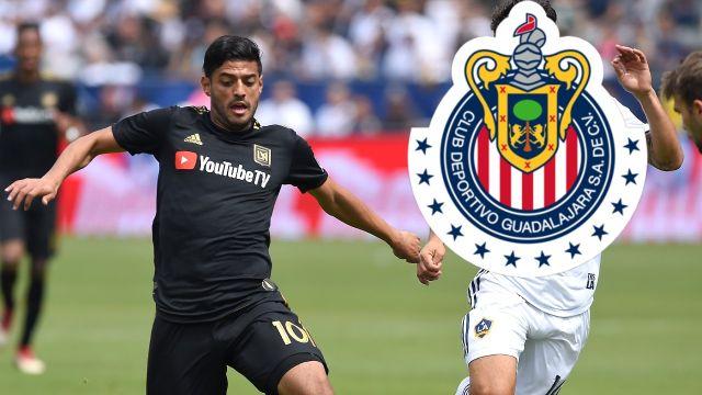 Ricardo Peláez abrió las puertas para un posible fichaje de Carlos Vela a Chivas 13/07/2020