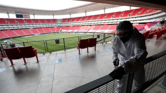 Copa por México sufriría cancelación por nuevo coronavirus 08/07/2020