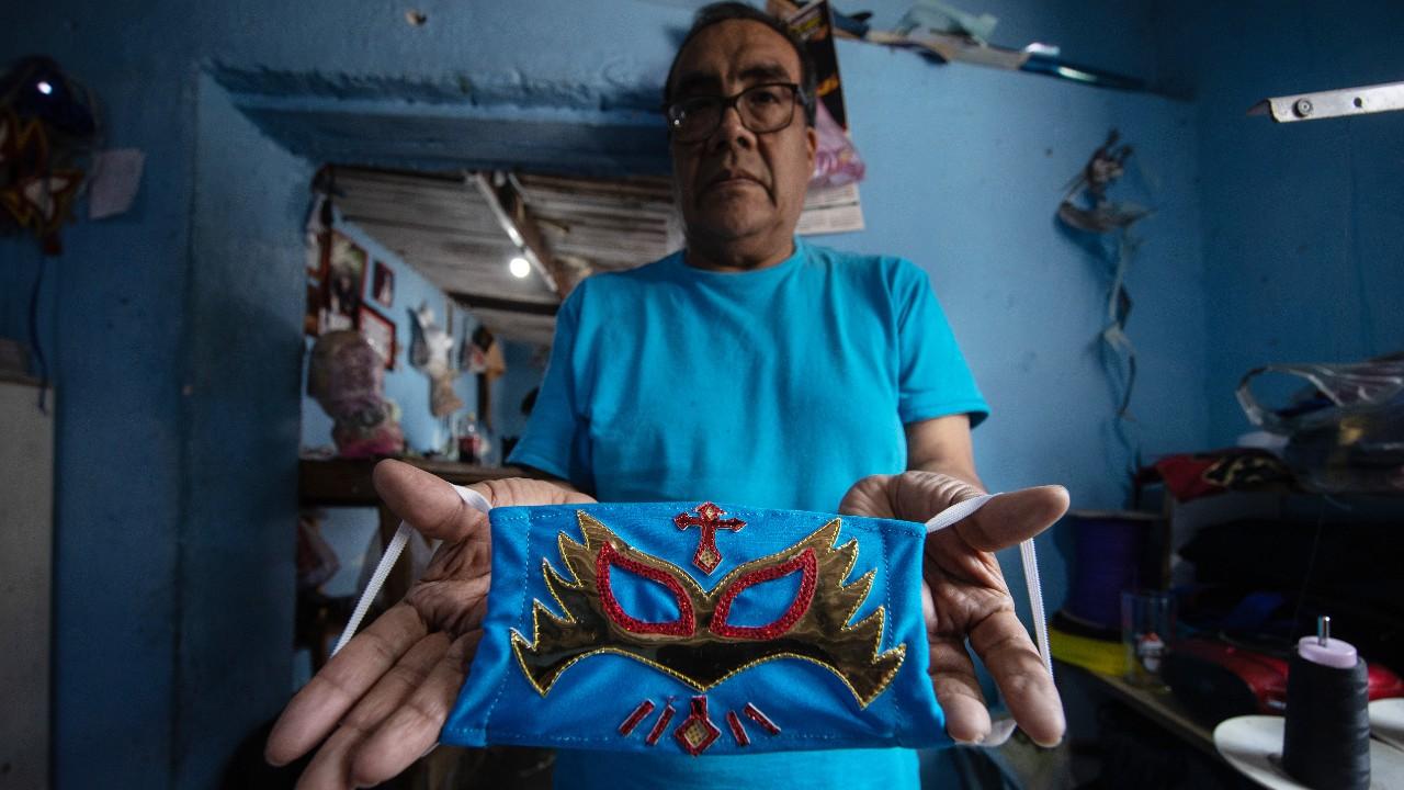 Lucha libre mexicana no puede ser a puerta cerrada 08/07/2020