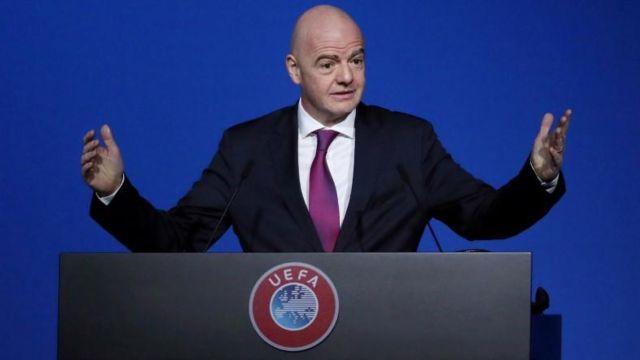 Suiza abre investigación en contra de Gianni Infantino presidente de la FIFA 30/07/2020