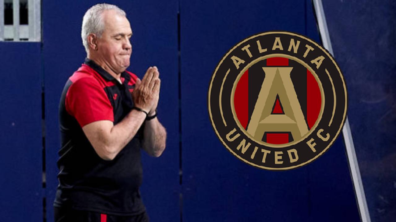 Javier Aguirre sería el nuevo entrenador del Atlanta United de la MLS 27/07/2020