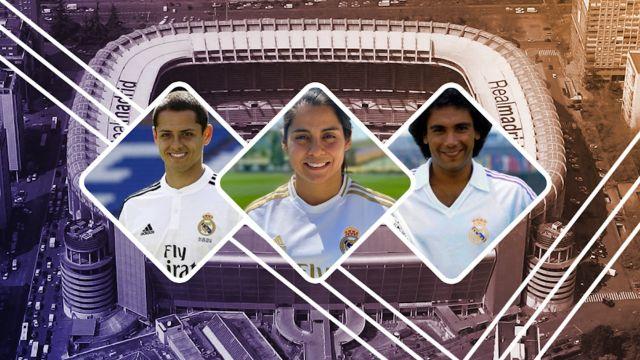 Estos son los jugadores mexicanos historia del Real Madrid 14/07/2020