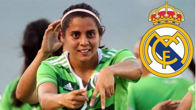 Kenti Robles es el nuevo fichaje del Real Madrid Femenino 13/07/2020