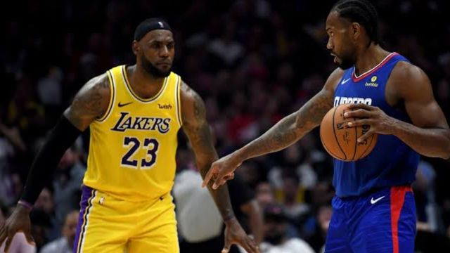 Checa dónde ver en vivo y el horario del Lakers vs Clippers 27/07/2020