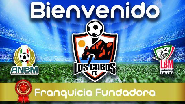 Conoce a Los Cabos FC, uno de los equipos de la Liga de Balompié Mexicano 22/07/2020