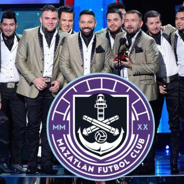 Mazatlán FC hace historia: La Banda el Recordo será su flamante patrocinador