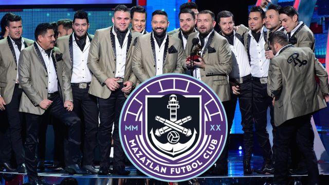 Banda El Recodo será patrocinador del Mazatlán FC en playera 19/07/2020