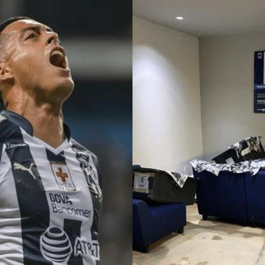 Huracán Hanna destruye tienda de Rayados de Monterrey 27/07/2020