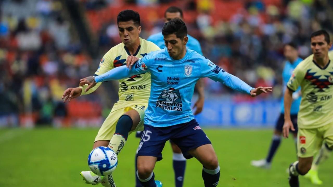 Liga MX: Checa hora y sigue En Vivo Pachuca vs América 27/07/2020