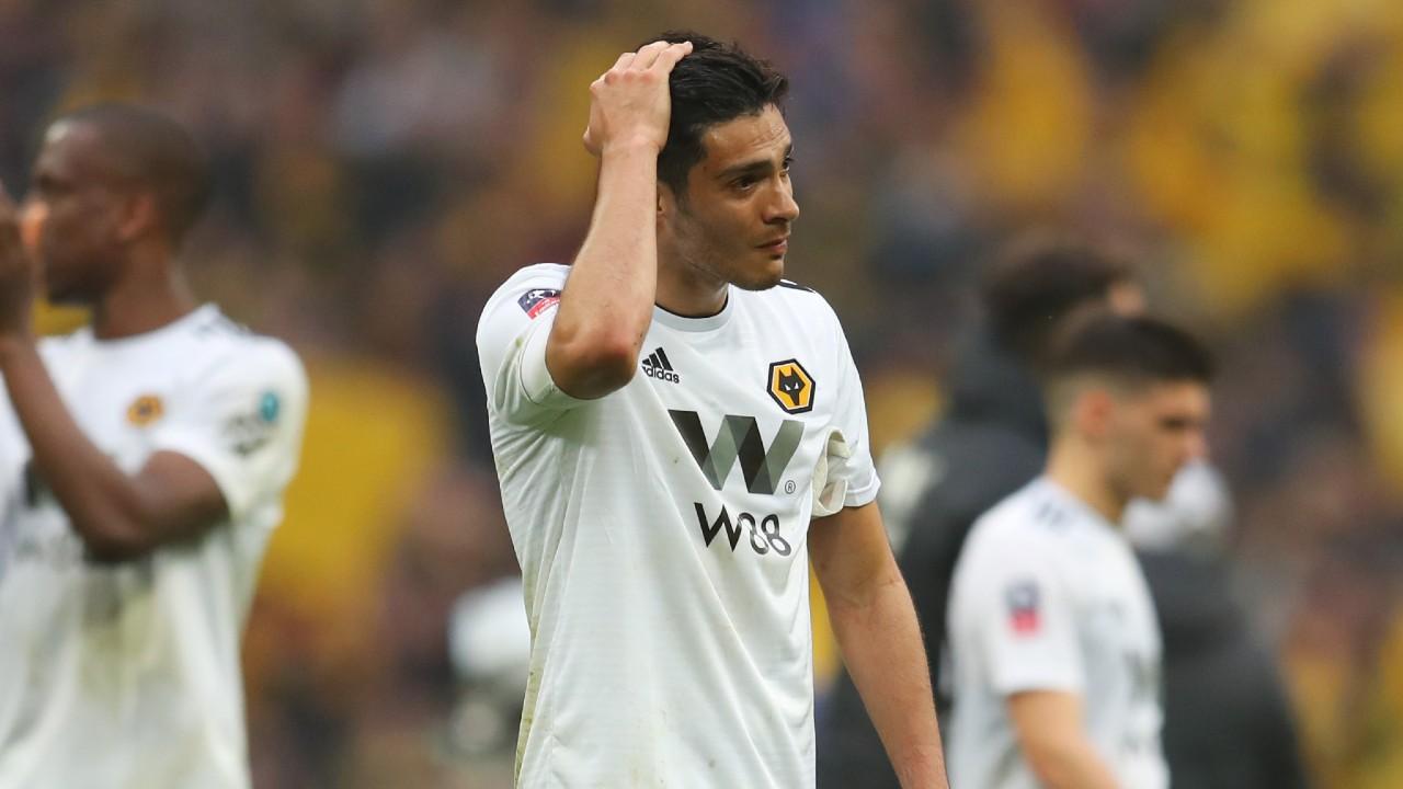Raúl Jiménez saldría de Wolves si no van a Champions League 13/07/2020
