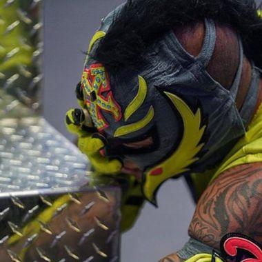 WWE le sacó un ojo a Rey Mysterio por crisis económica 23/07/2020