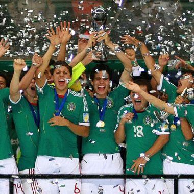 Qué pasó con la Selección Mexicana Sub-17 que se coronó campeón del Mundial 2011 10/07/2011