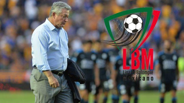 Técnicos de la Liga MX tienen miedo de ir a la LBM 08/07/2020
