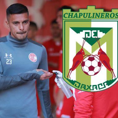 Chapulineros de Oaxaca confirma a su primer jugador de la Liga MX para la LBM