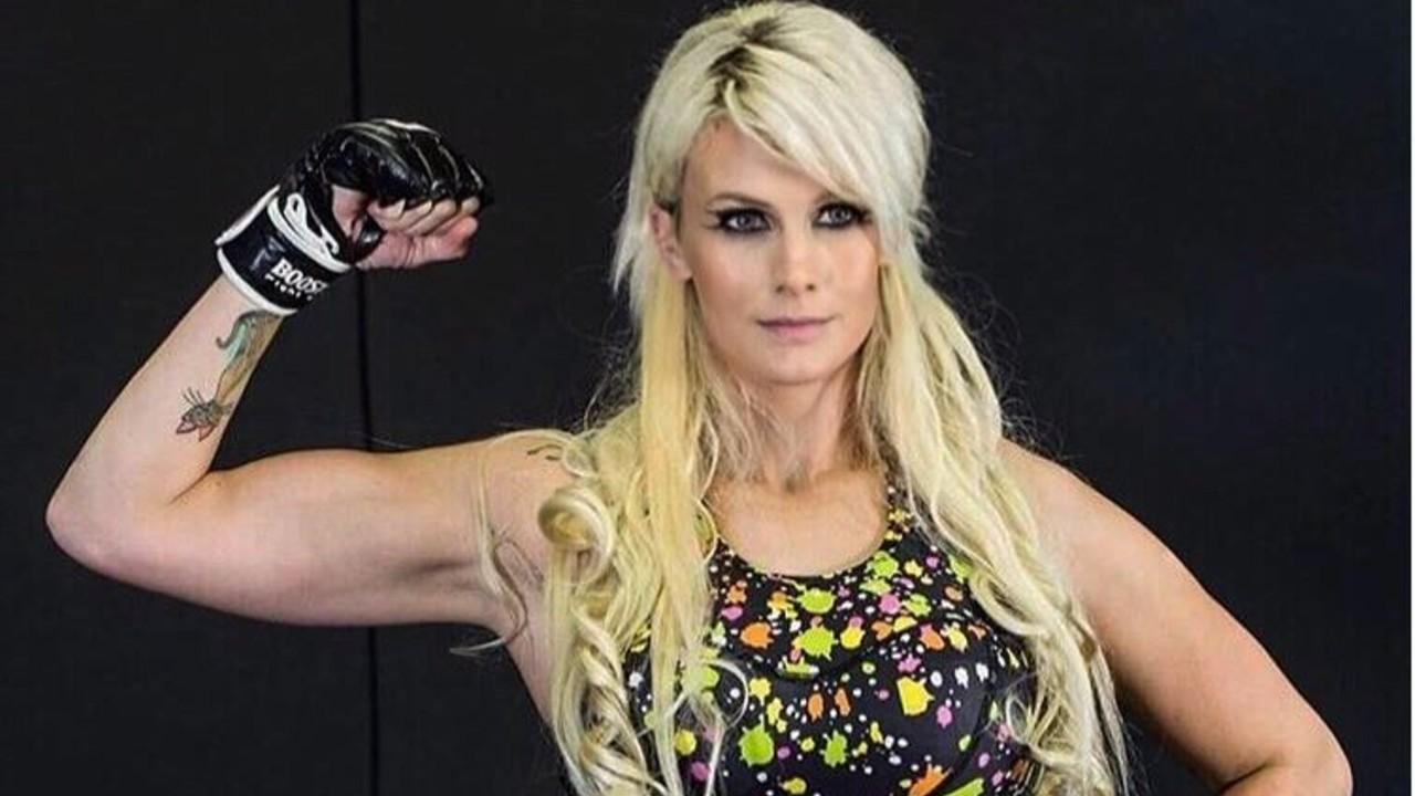 Luchadora, Cindy Dandois, incursiona en las películas xxx tras coronavirus