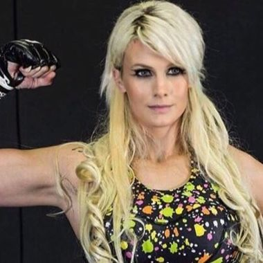 Luchadora, Cindy Dandois, incursiona en las películas xxx tras coronavirus 03/07/2020