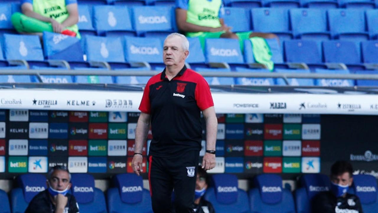 Esto necesita Javier Aguirre para salvar al Leganés del descenso 12/07/2020