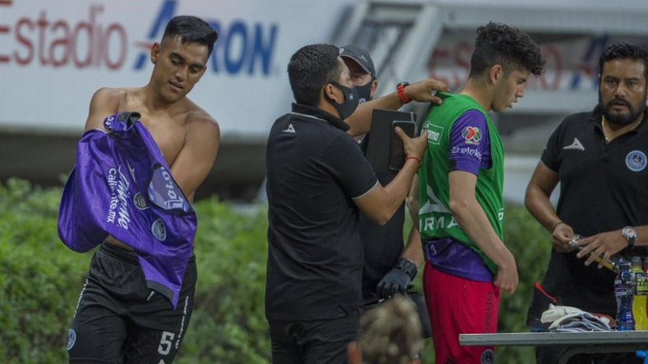 Mazatlán FC pone a su tercer portero de delantero titular 07/07/2020