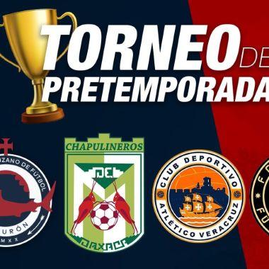 La Liga de Balompié Mexicano anuncia torneo de pretemporada