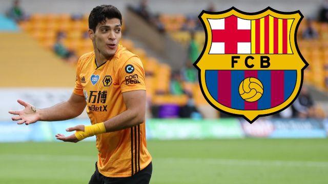Barcelona toca la puerta de los Wolves por Raúl Jiménez 21/07/2020