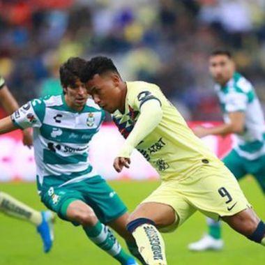 Checa dónde y a qué hora ver el imperdible América vs Santos