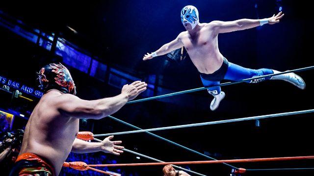 Atlantis Jr. dejó a un lado la lucha libre y terminó sus estudios durante la cuarentena